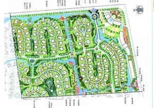某住宅区景观规划设计概念方案JPG文本