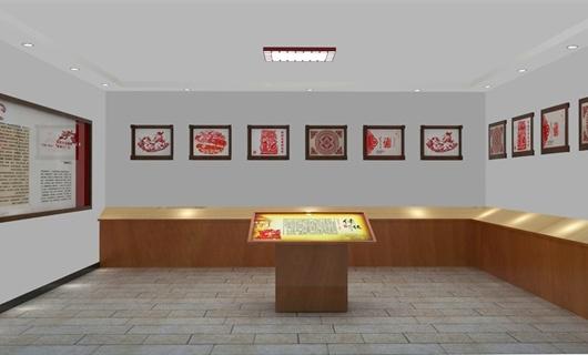 书吧象棋室展厅设计