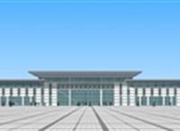 汕尾站草模1
