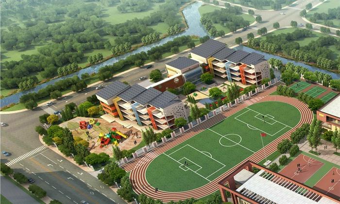 某幼儿园建筑景观规划设计方案文本