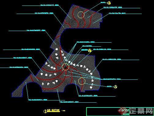 某幼儿园景观设计施工图(4)