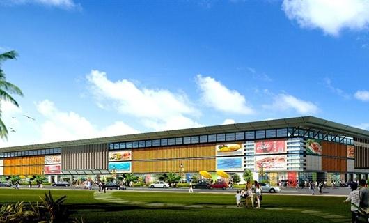 海南(国家级)水产物流交易中心设计