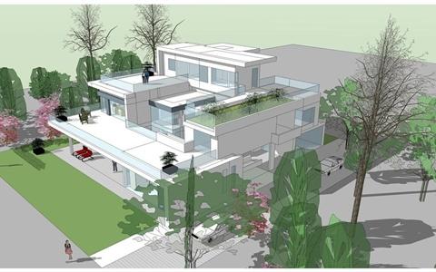 冀州总部基地建筑设计