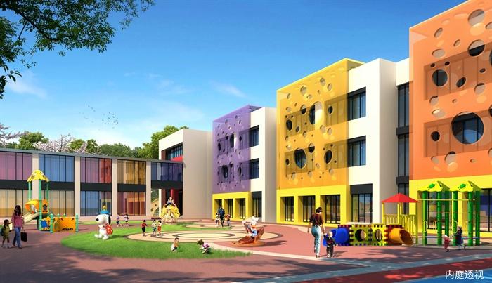 某社区幼儿园建筑设计方案