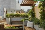 磐基景观---锦园屋顶花园景观工程