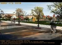 4.大广场北出口、中央大道