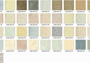 46张大纹壁纸材质贴图TIF格式