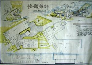 关于建筑马克笔表现JPG作品