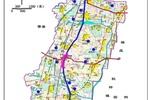 3曹村镇域村庄体系规划图