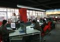 办公区,集中办公区,办公桌椅