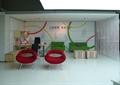 办公空间,办公室,形象墙,沙发