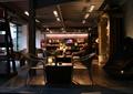 椅子,茶几,休息区,陈设,书架