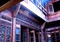 古建筑,建筑门窗,木质建筑