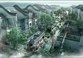 徽派建筑,住宅,景观,多层住宅