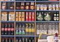 雜貨店,貨架,飲料