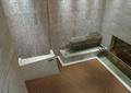 会所,装饰墙,室内景观,水景