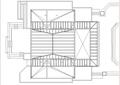 咖啡馆,建筑设计,咖啡馆平面
