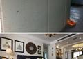 客厅,施工图,茶几,沙发,背景墙,壁画