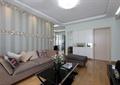 客廳,沙發,茶幾,背景墻,室內門
