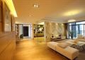 客厅,电视墙,电视柜,过道,背景墙,沙发,茶几