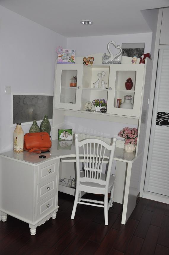 住宅空间,椅子,摆件,柜子