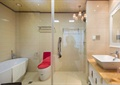 浴室,卫生间,洗手台,马桶,浴缸,玻璃门