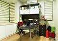 书房,桌椅,柜子,电脑