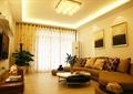客厅,沙发茶几,装饰画,灯饰,陈设