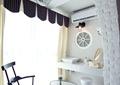 休闲桌椅,飘窗,洗手台,背景墙,灯饰