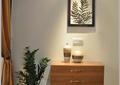 边柜,置物柜,装饰画,装饰品,盆栽