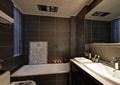 卫生间,卫浴柜,浴缸,马桶,洗漱台,卫浴镜