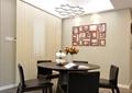 餐厅,餐桌椅,杯具,插花摆件,背景墙