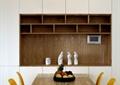 餐厅,餐桌椅,收纳墙
