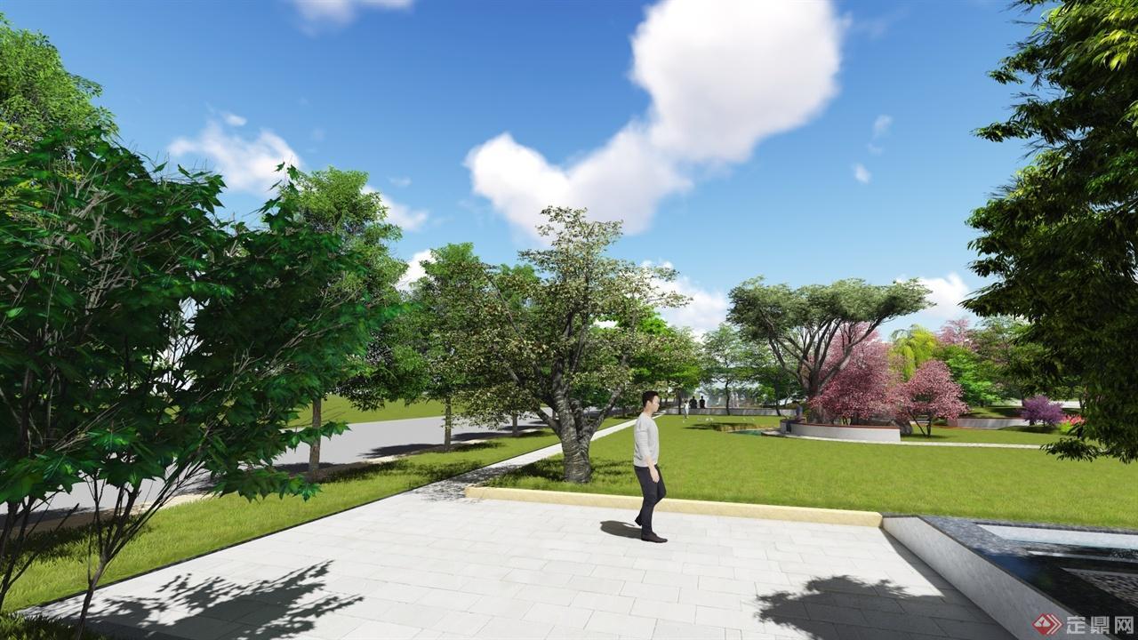 jiachen-center landscape design p view04