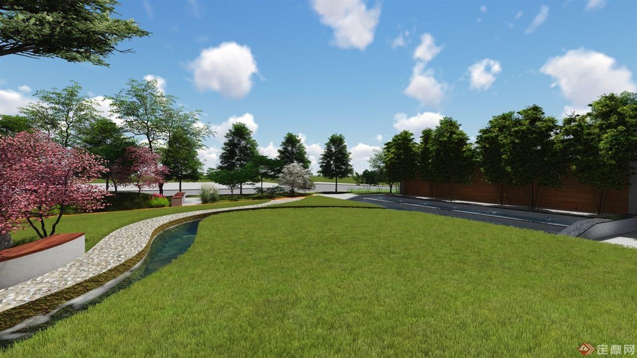 jiachen-center landscape design p view06