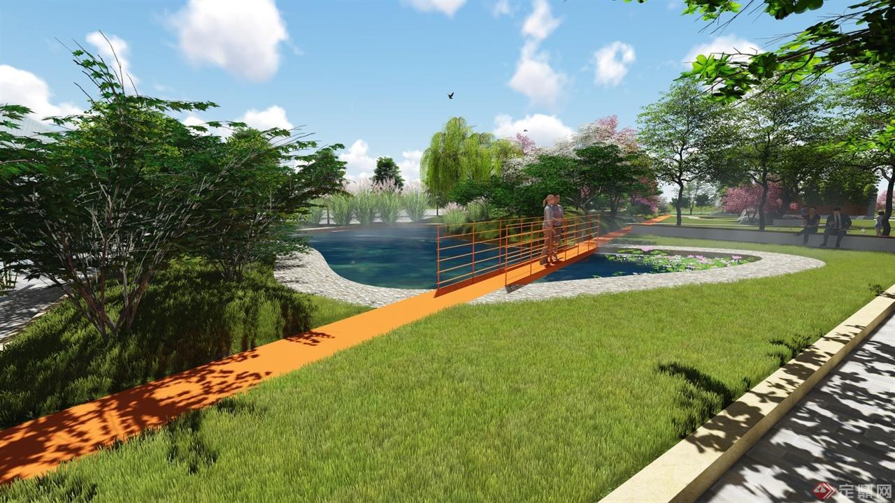 jiachen-center landscape design p view08
