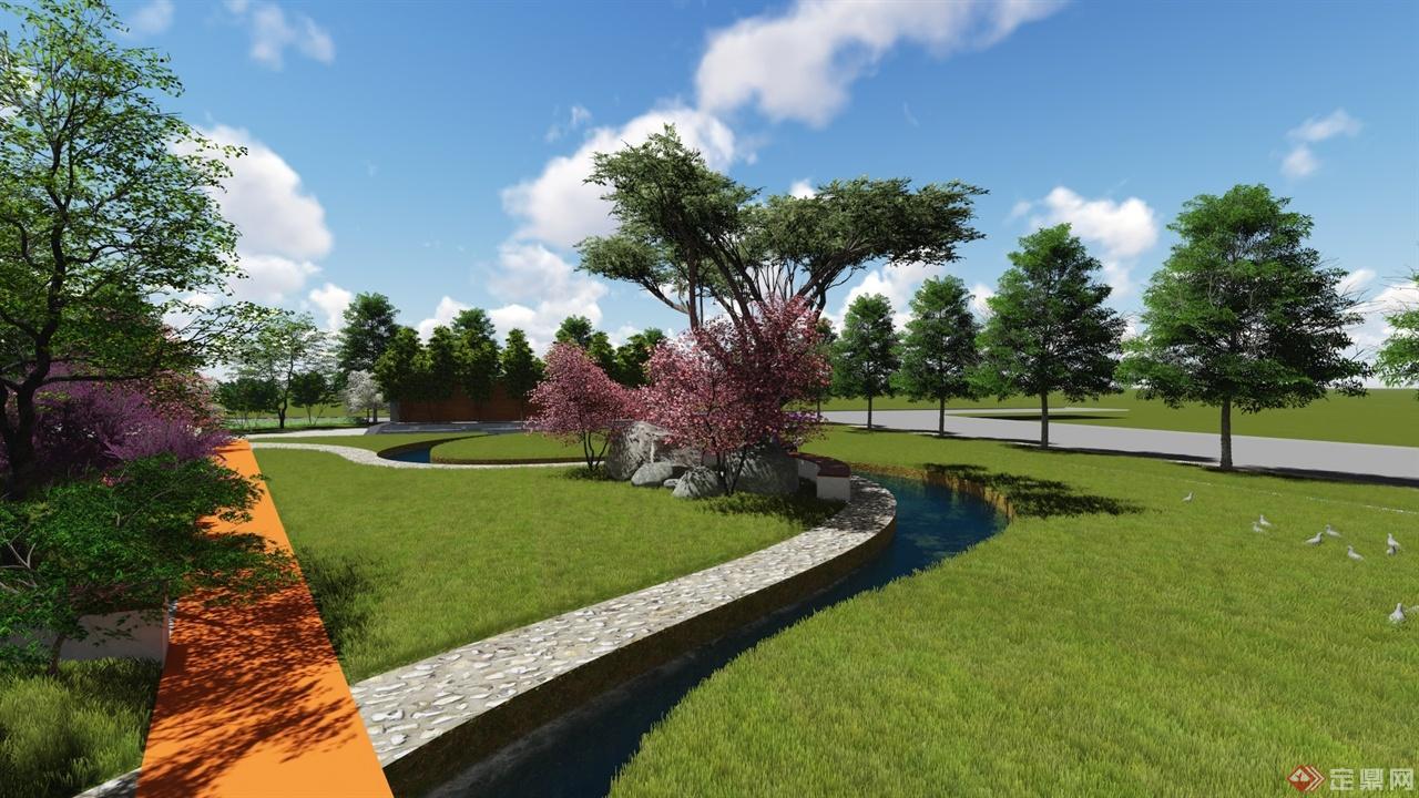 jiachen-center landscape design p view11