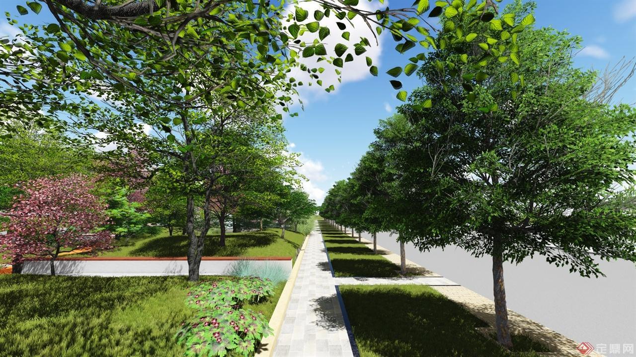 jiachen-center landscape design p view15