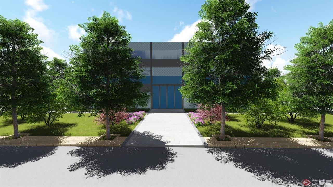jiachen-center landscape design p view19