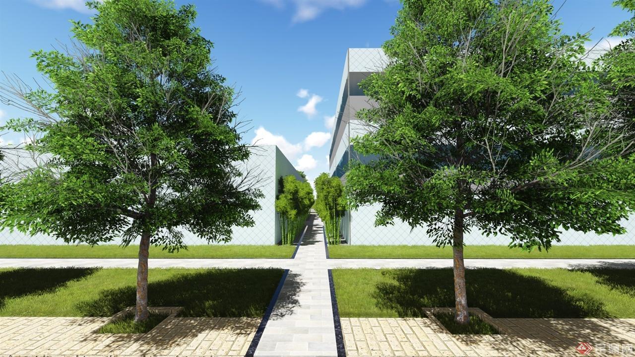 jiachen-center landscape design p view20