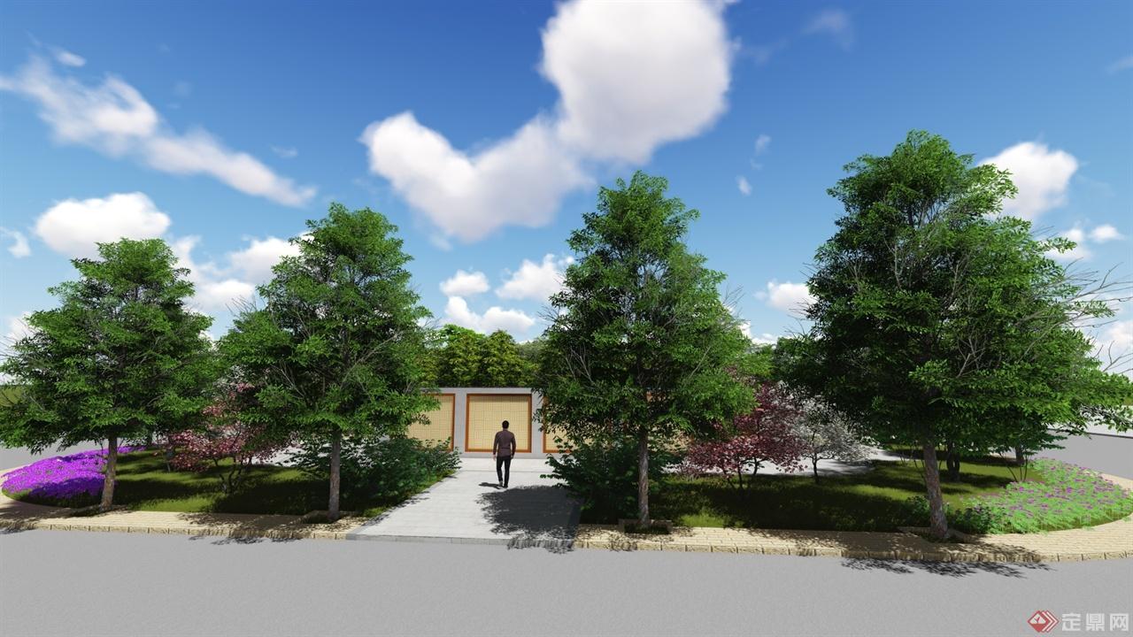jiachen-center landscape design p view22