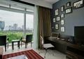 客房,办公桌,椅子,背景墙,桌椅,玻璃门