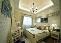卧室,床,窗子,灯饰,背景墙,桌椅