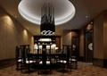 会所,餐厅,餐桌椅,吊灯,包房