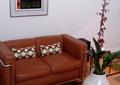沙发,茶几,装饰画,边几