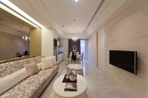 客厅,沙发,茶几,背景墙,电视墙