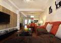 客廳,沙發,茶幾,電視墻,背景墻