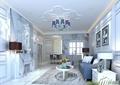 客厅,沙发,茶几,背景墙,台灯,落地灯,吊灯