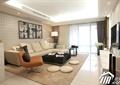客厅,沙发,茶几,装饰画,坐垫