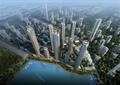 住宅区规划,小区规划,小区景观,住宅景观